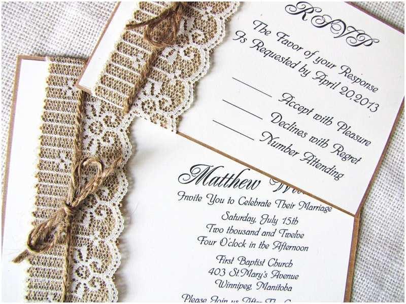 Rustic Wedding Invitation Kits Jaw Dropping Rustic Wedding Invitation Kits