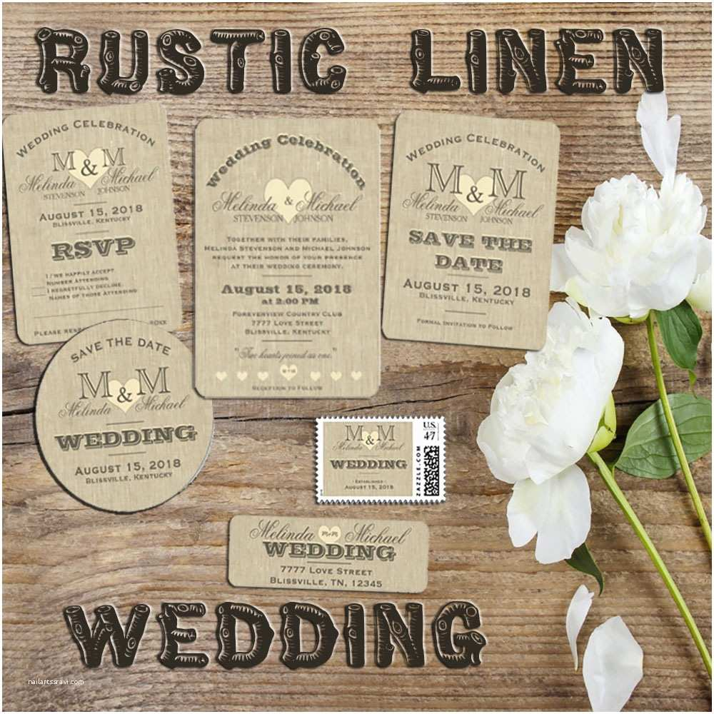 Rustic Wedding Invitation Sets Rustic Country Wedding – Rustic Country Wedding