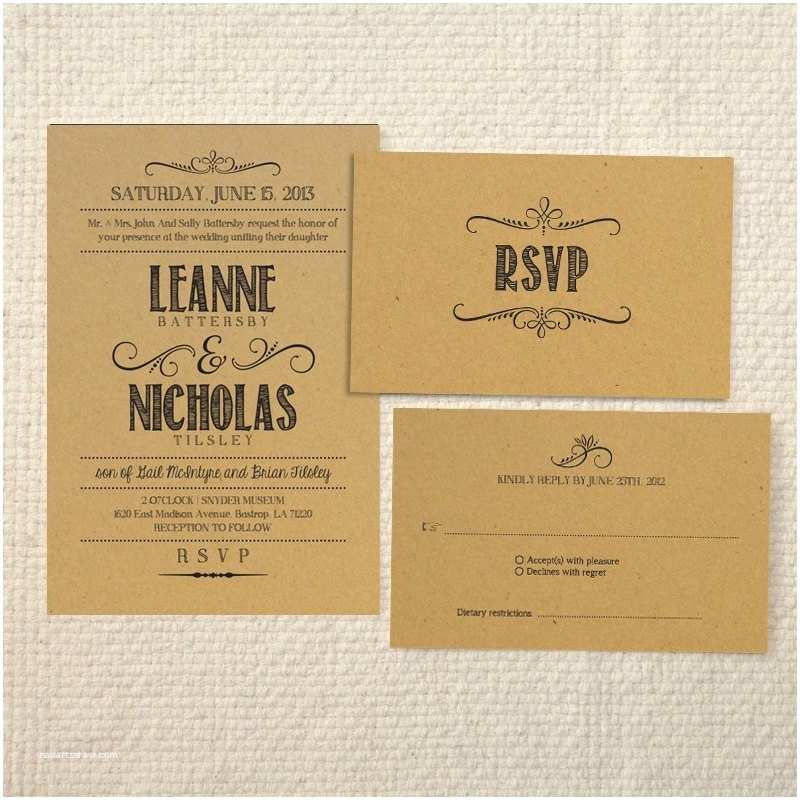 Rustic Wedding Invitations Online Country Wedding Invitation Wording Template