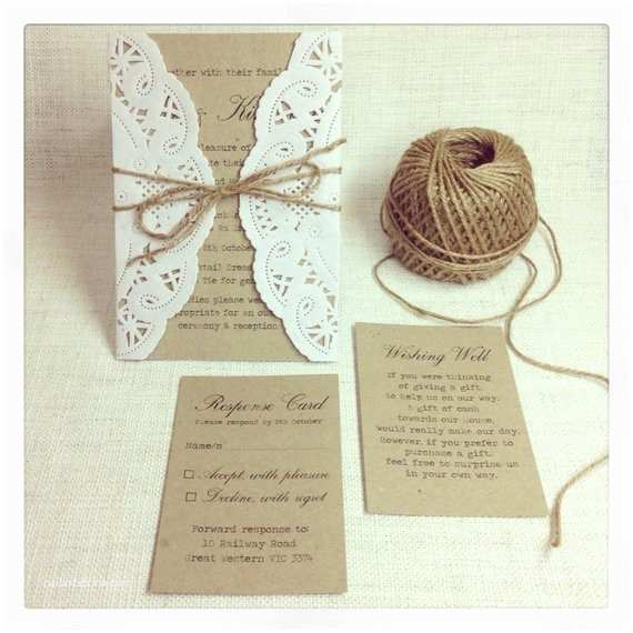 Rustic Wedding Invitations Online Rustic Chic Wedding Invitations
