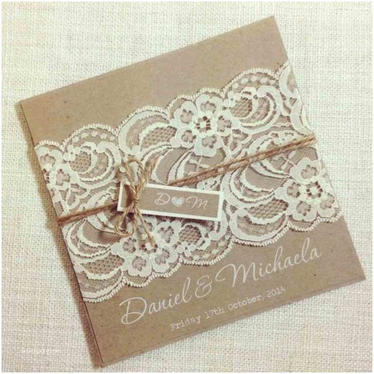 Rustic Wedding Invitations Under $1 Bridal Shower Rhdhgate wholesale Rustic Vintage Lace