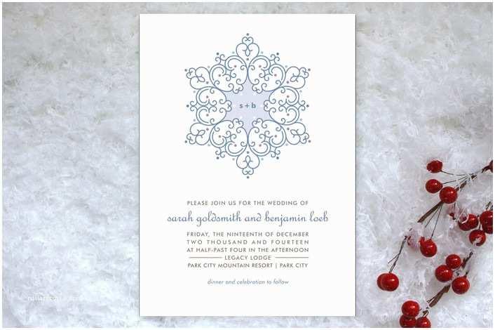 Rustic Winter Wedding Invitations Invitations for A Winter Wedding Rustic Wedding Chic