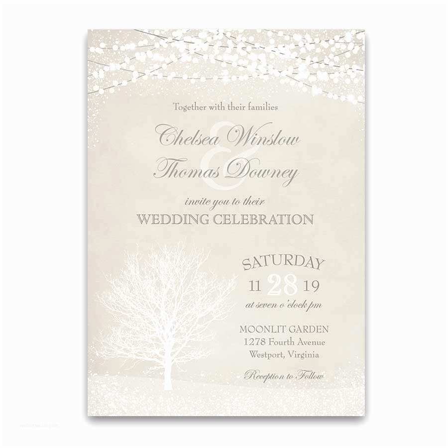 Rustic Winter Wedding Invitations Wedding Invitations Archives Noted Occasions Unique