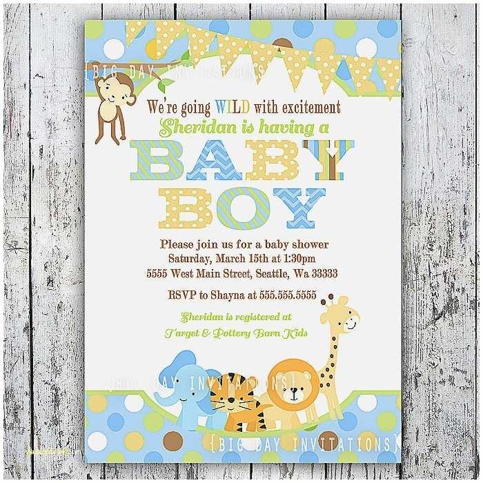 Safari theme Baby Shower Invitations Baby Shower Invitation Luxury Baby Shower Invitations Zoo