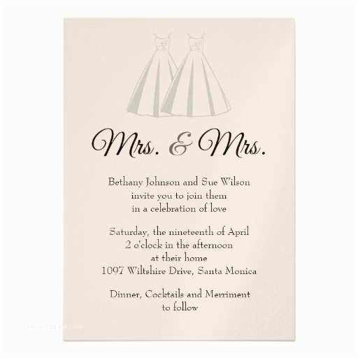 Same Sex Marriage Wedding Invitations 76 Best Lesbian Wedding Images On Pinterest
