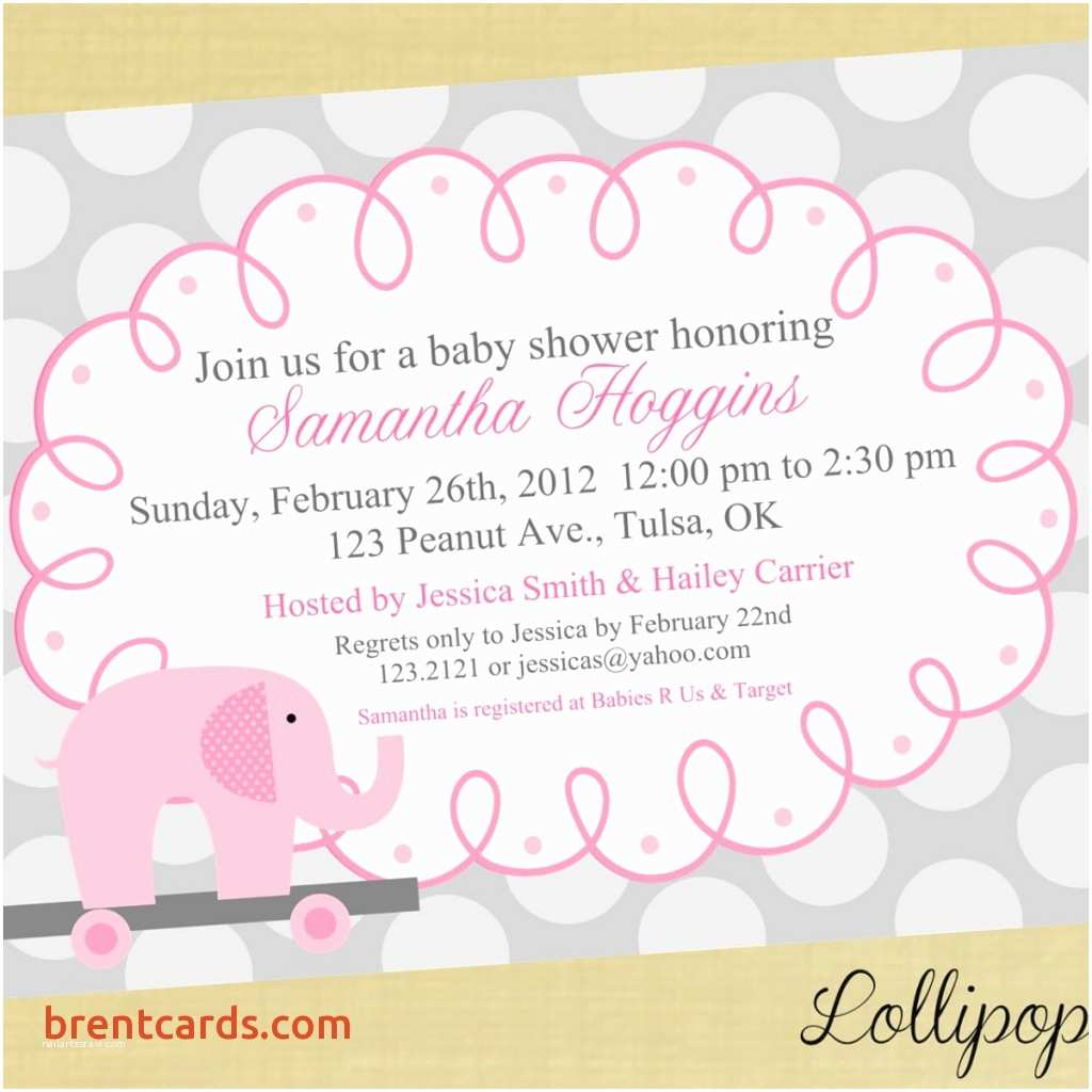 Sample Baby Shower Invitations Baby Shower Invitations Message Sample