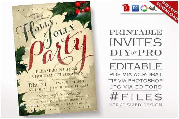Sample Christmas Party Invitation Holiday Party Invitations Templates – Gangcraft