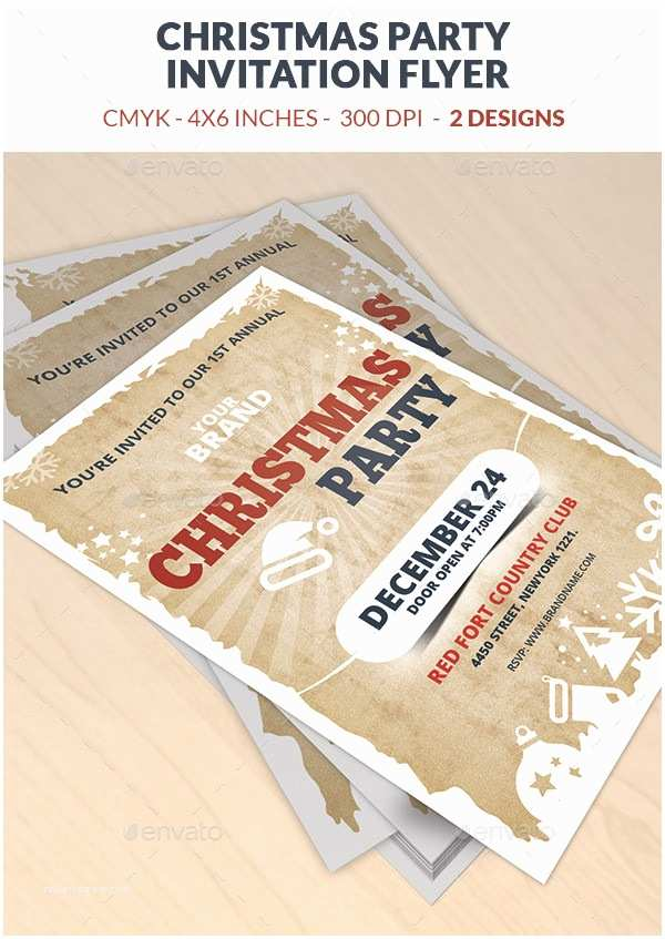 Sample Christmas Party Invitation Party Invitation Template – 31 Free Psd Vector Eps Ai