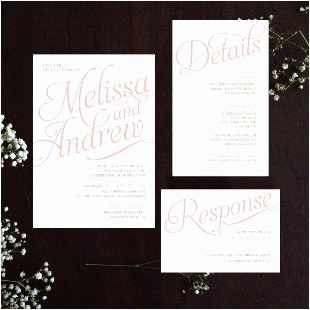 Sample Wedding Invitation Wording Sample Wedding Invitations Wording