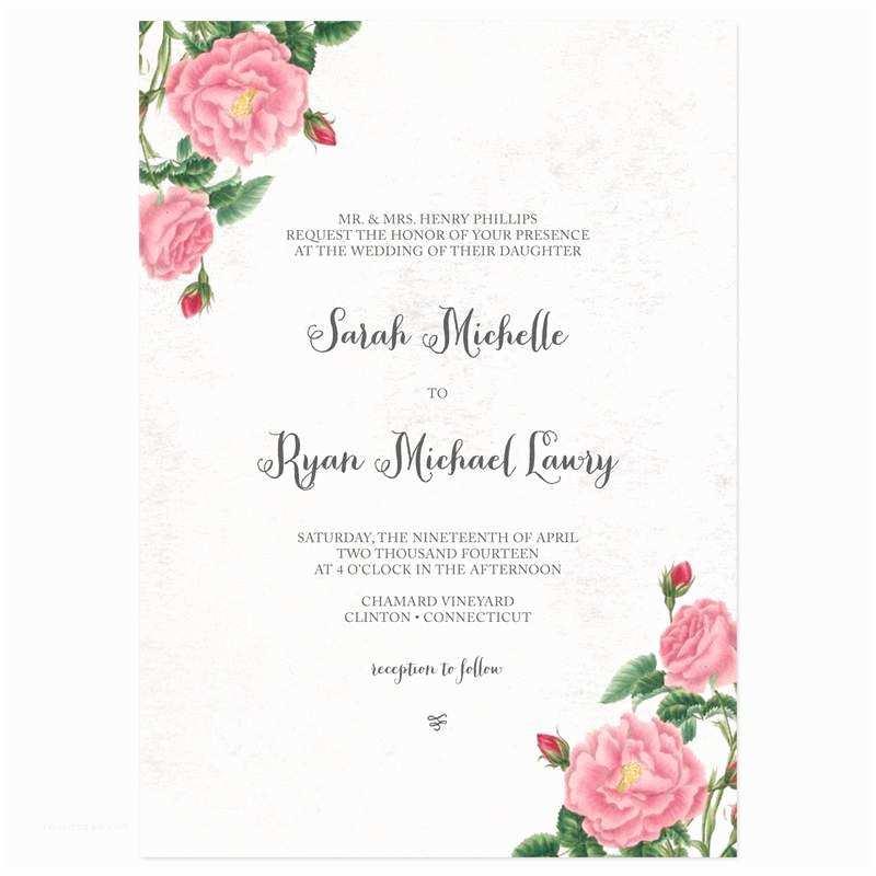 Sample Wedding Invitation Wording Unique Wedding Invitation Wording