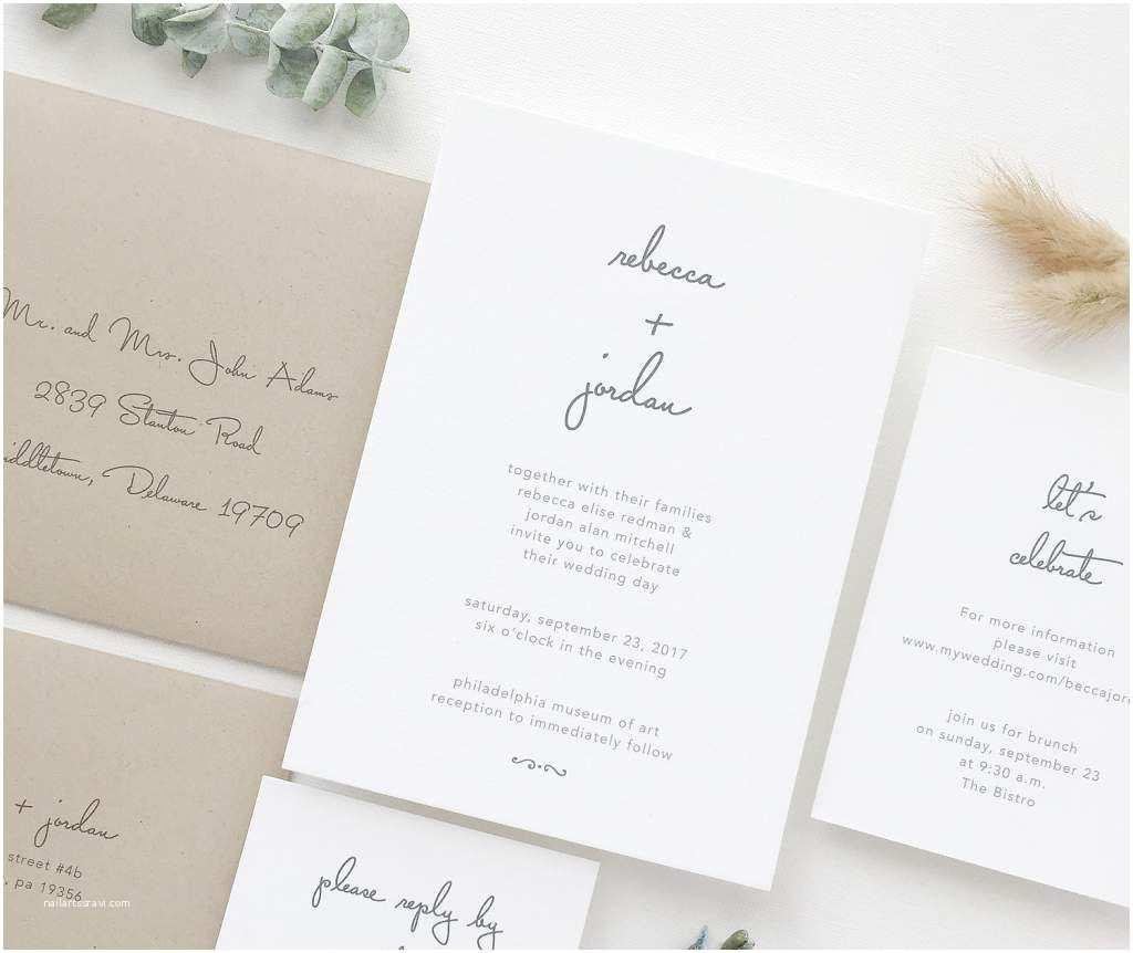 Sample Wedding Invitations Wedding Invitation Wording Samples