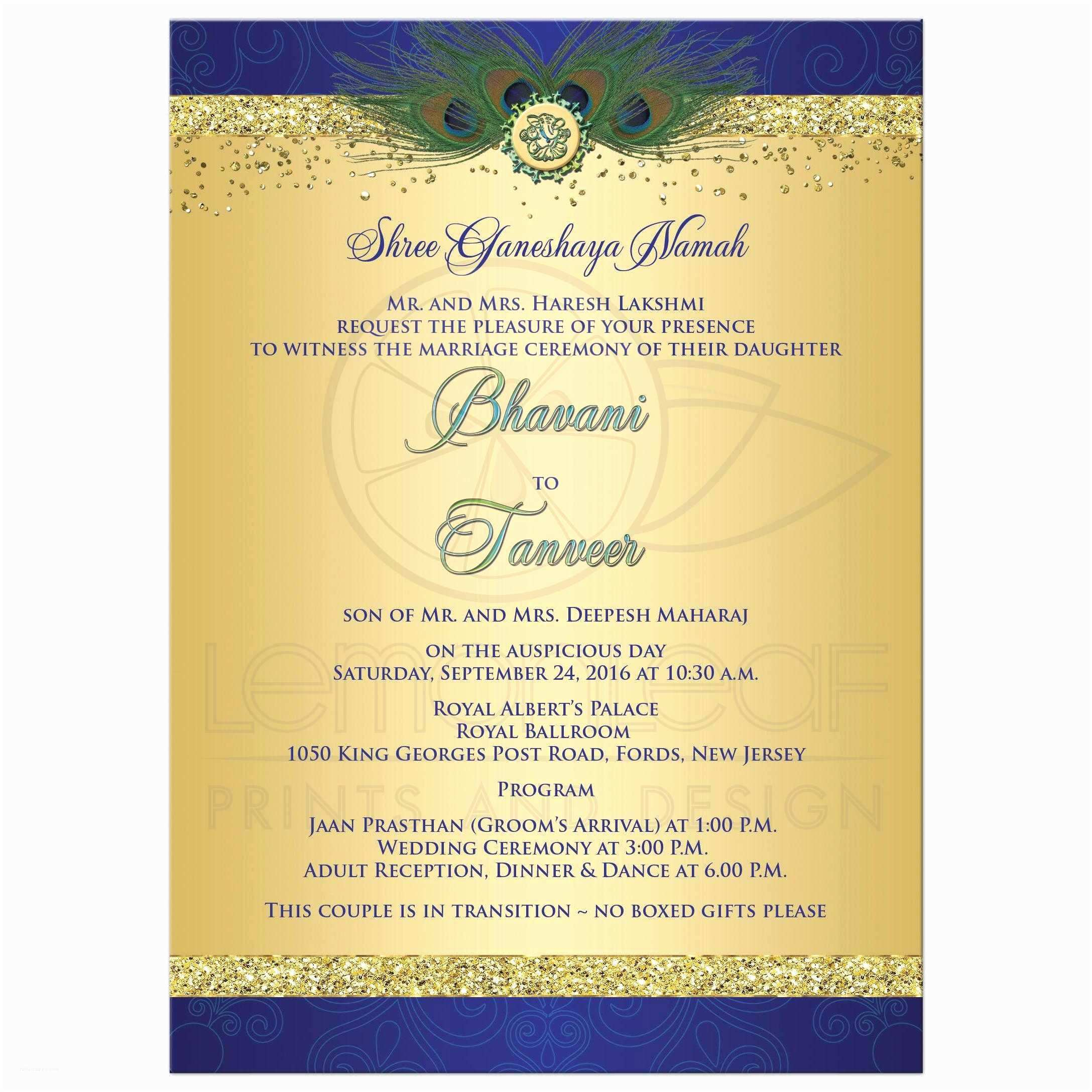 Samples Of Wedding Invitations Indian Wedding Invitation Cards Indian Wedding