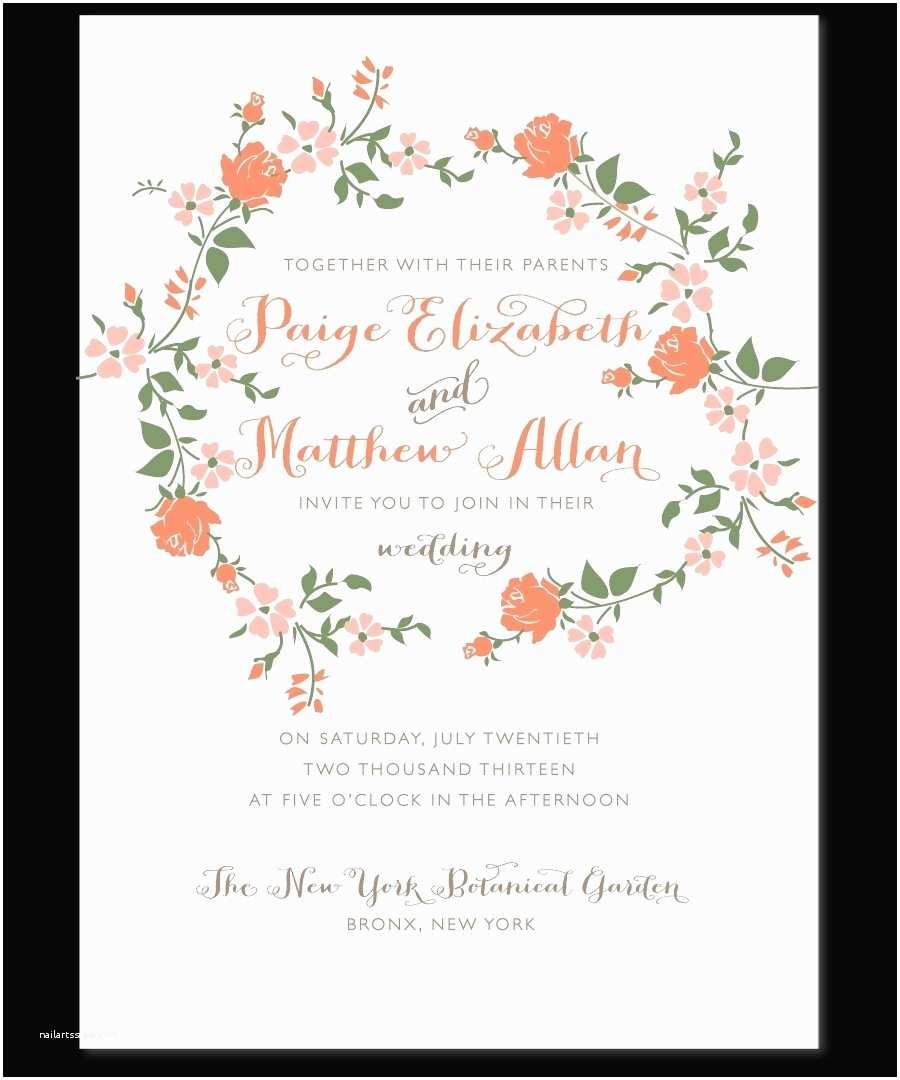 Samples Of Wedding Invitations Sample Wedding Invitations Gallery Sample Wedding
