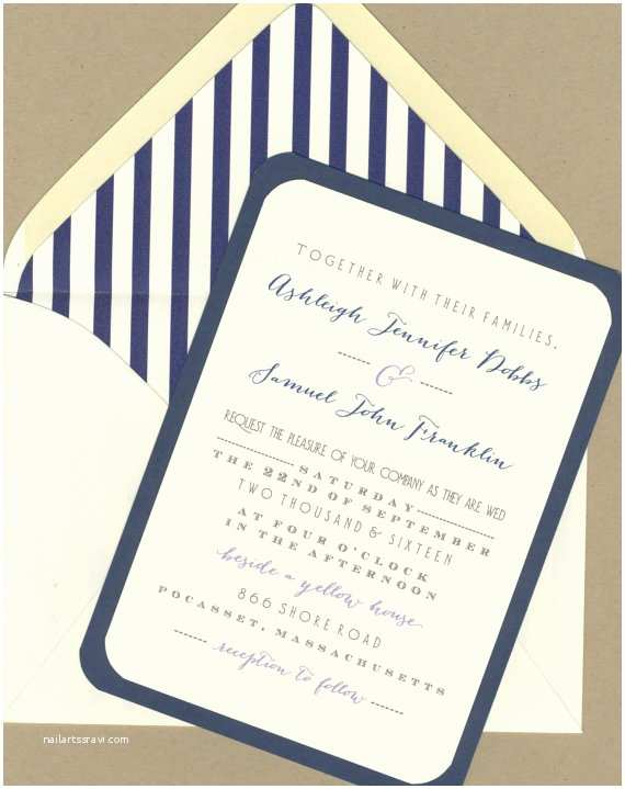 Sams Club Wedding Invitations ashleigh & Sam Wedding Invitation Set by Bbinvitations On Etsy