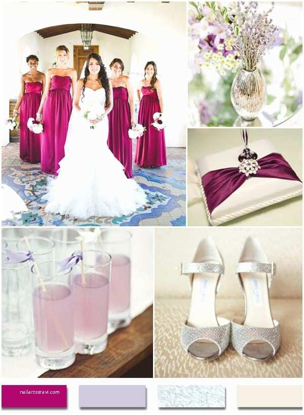 Sangria Color Wedding Invitations top 10 Wedding Color Scheme Ideas 2016 Wedding Trends Part