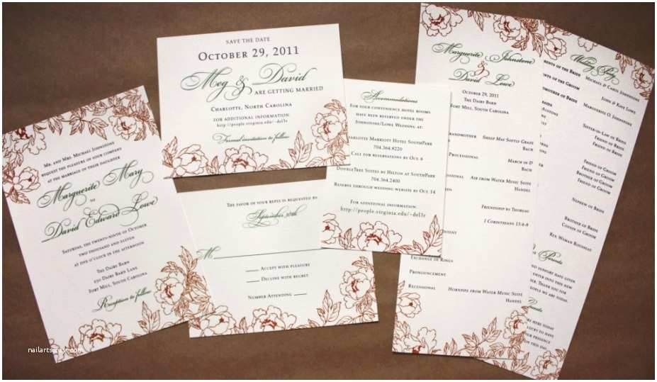 Save the Date and Wedding Invitation Packages 31 Portraits Save the Date and Wedding Invitation Packages