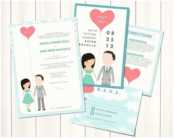 Save the Date and Wedding Invitation Packages Package Save the Date and Wedding Invitation Suite