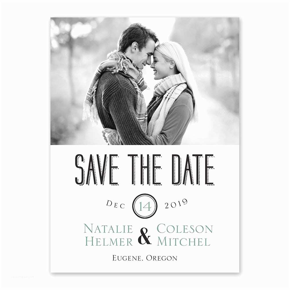 Save the Date Vs Wedding Invitations A Wedding Celebration Save the Date Card