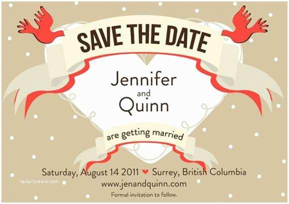 Save the Date Wedding Invitations 34 Creative Save the Date Wedding Invitation Design