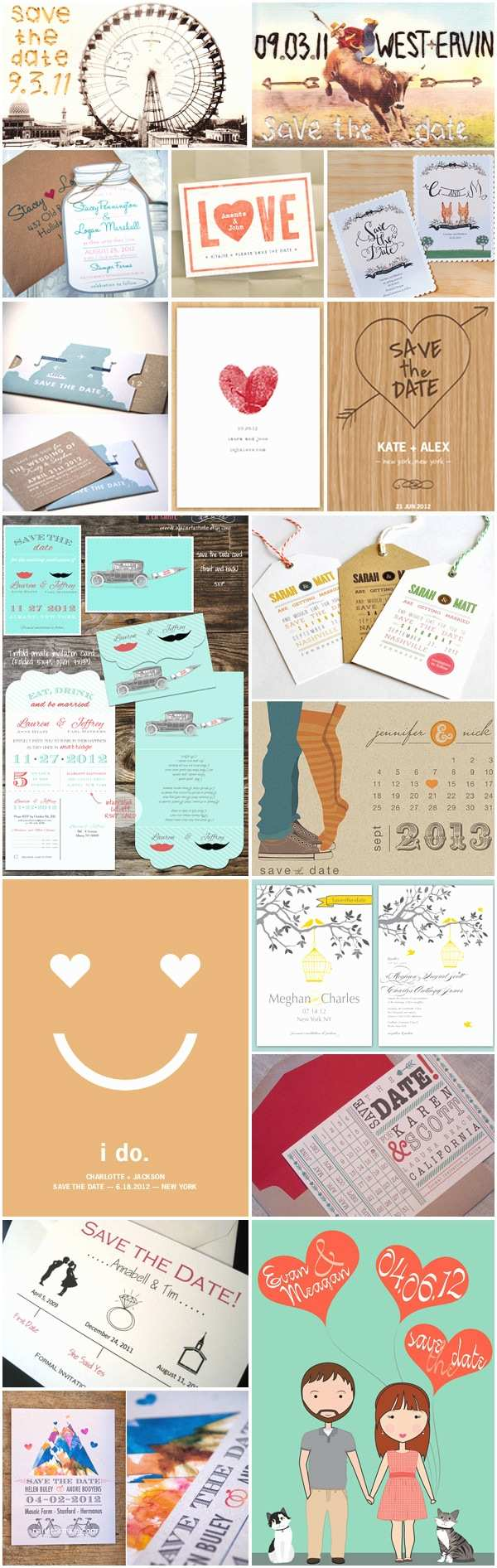 Save the Date Wedding Invitations Graphics Save the Dates Wedding Invitation Ideas