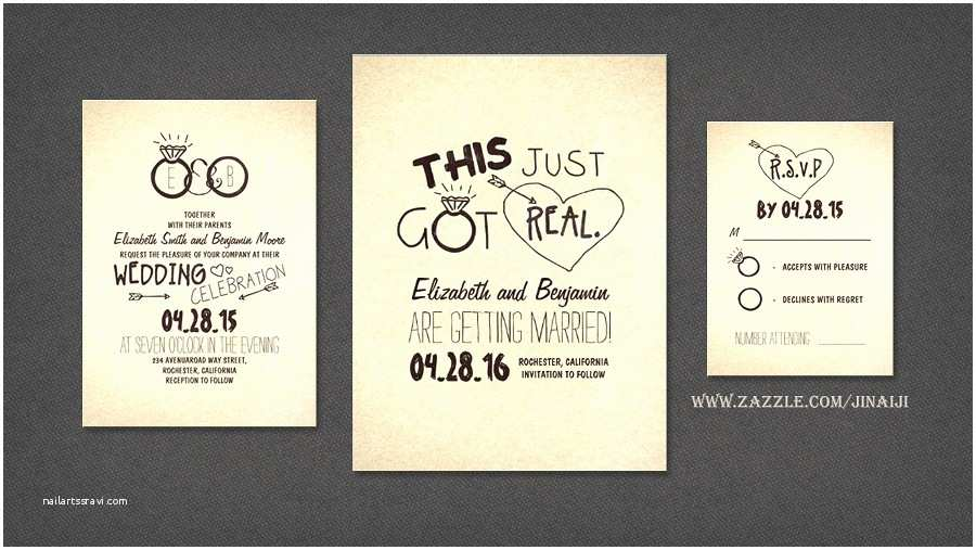 Save the Date Wedding Invitations Read More – Funny Save the Date and Wedding Invitation
