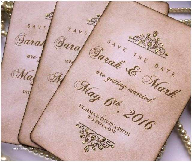 Save the Date Wedding Invitations Save the Dates Wedding Save the Dates Luxury Save the