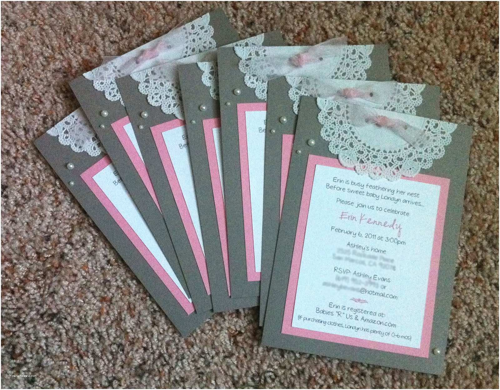 Scrapbook Wedding Invitations Playing with Paper Scrapbooks Cards & Diy Pearls & Lace