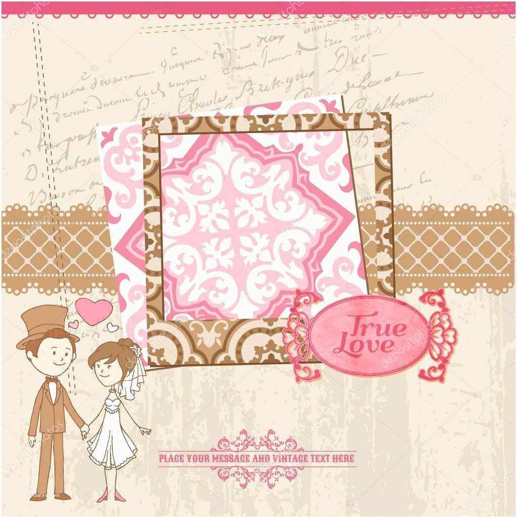 Scrapbook Wedding Invitations Wedding Scrapbook Card for Wedding Design Invitation