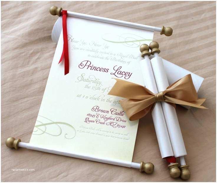 Scroll Baby Shower Invitations Best 25 Scroll Invitation Ideas On