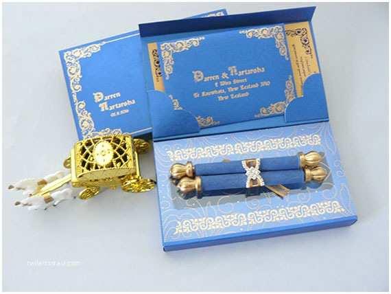 Scroll Baby Shower Invitations Mini Scroll Box Invitation Castle Wedding Invitation by