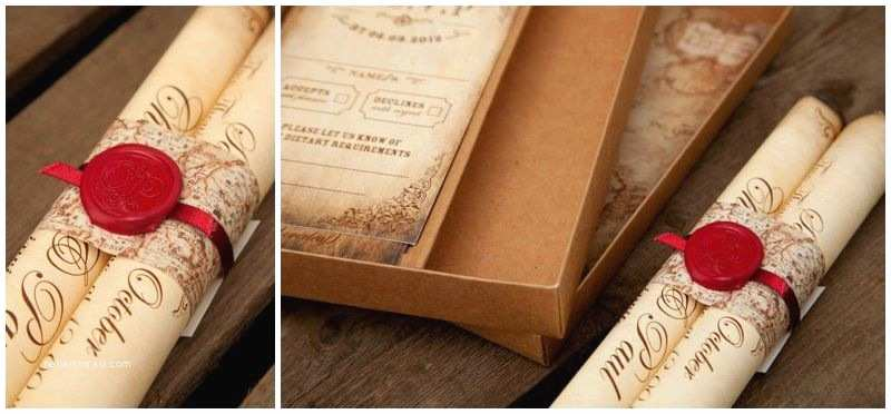 Scroll Wedding Invitations 18 A Scroll Invitation Would Be the First Step to Giving