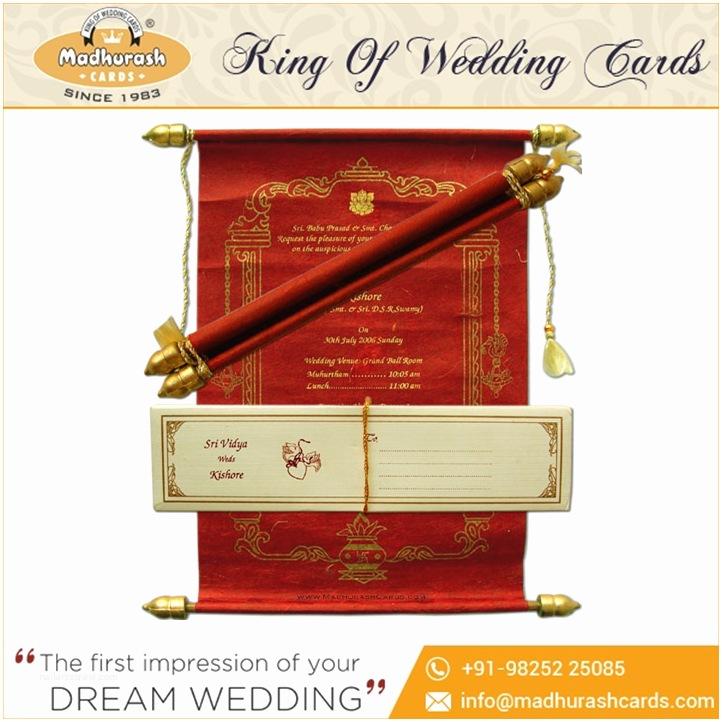 Scroll Wedding Invitations wholesale List Manufacturers Of Scroll Invitation Buy Scroll