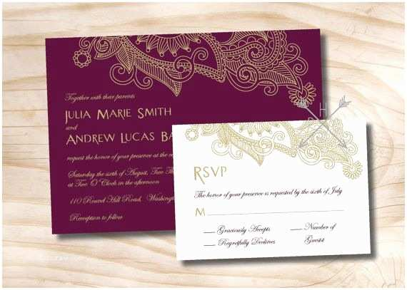 Scroll Wedding Invitations with Rsvp Cards 17 Best Ideas About Response Cards On Pinterest