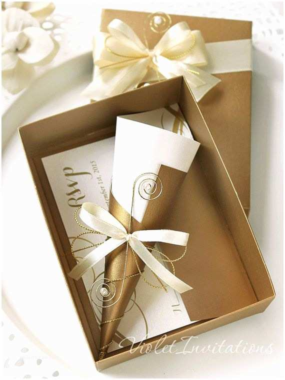 Scroll Wedding Invitations with Rsvp Cards 25 Best Ideas About Handmade Invitations On Pinterest