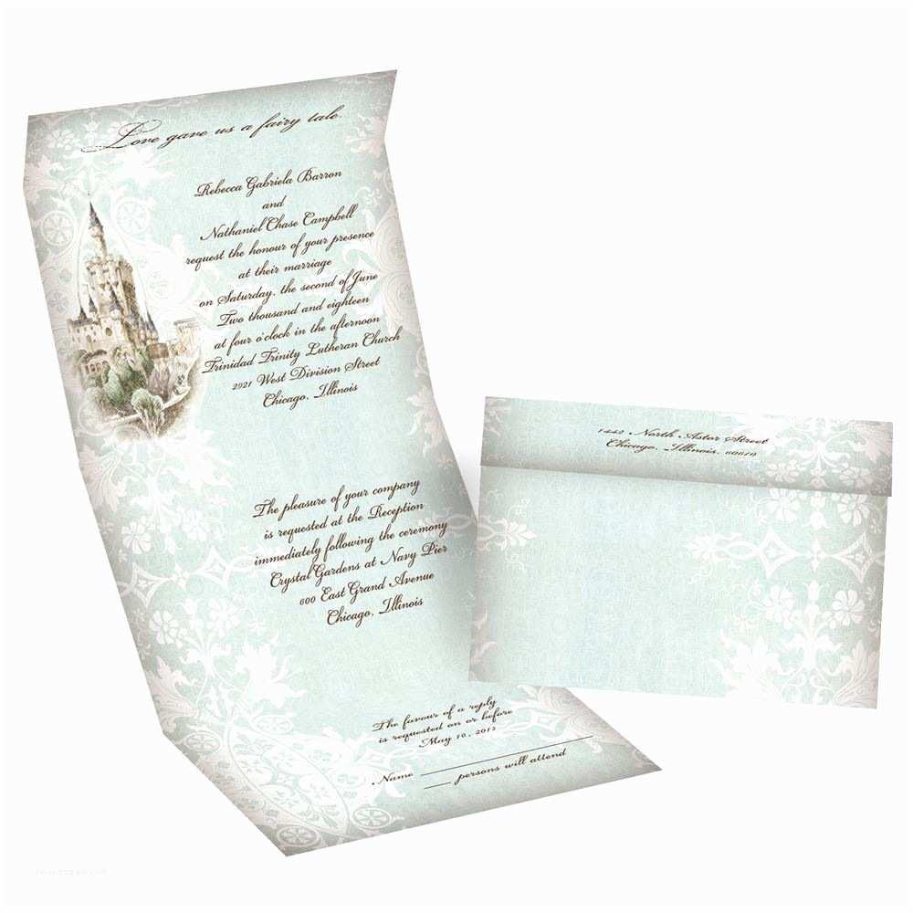 Seal and Send Wedding Invitations Like A Dream Seal and Send Invitation