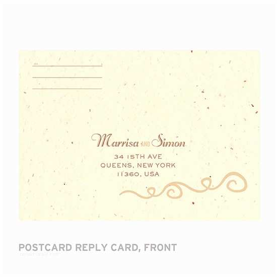 Seal and Send Wedding Invitations Rustic Lace Seal and Send Invitation