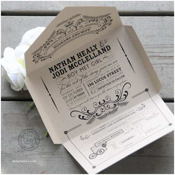 Seal and Send Wedding Invitations Seal and Send Wedding Invitations Trendy New Designers