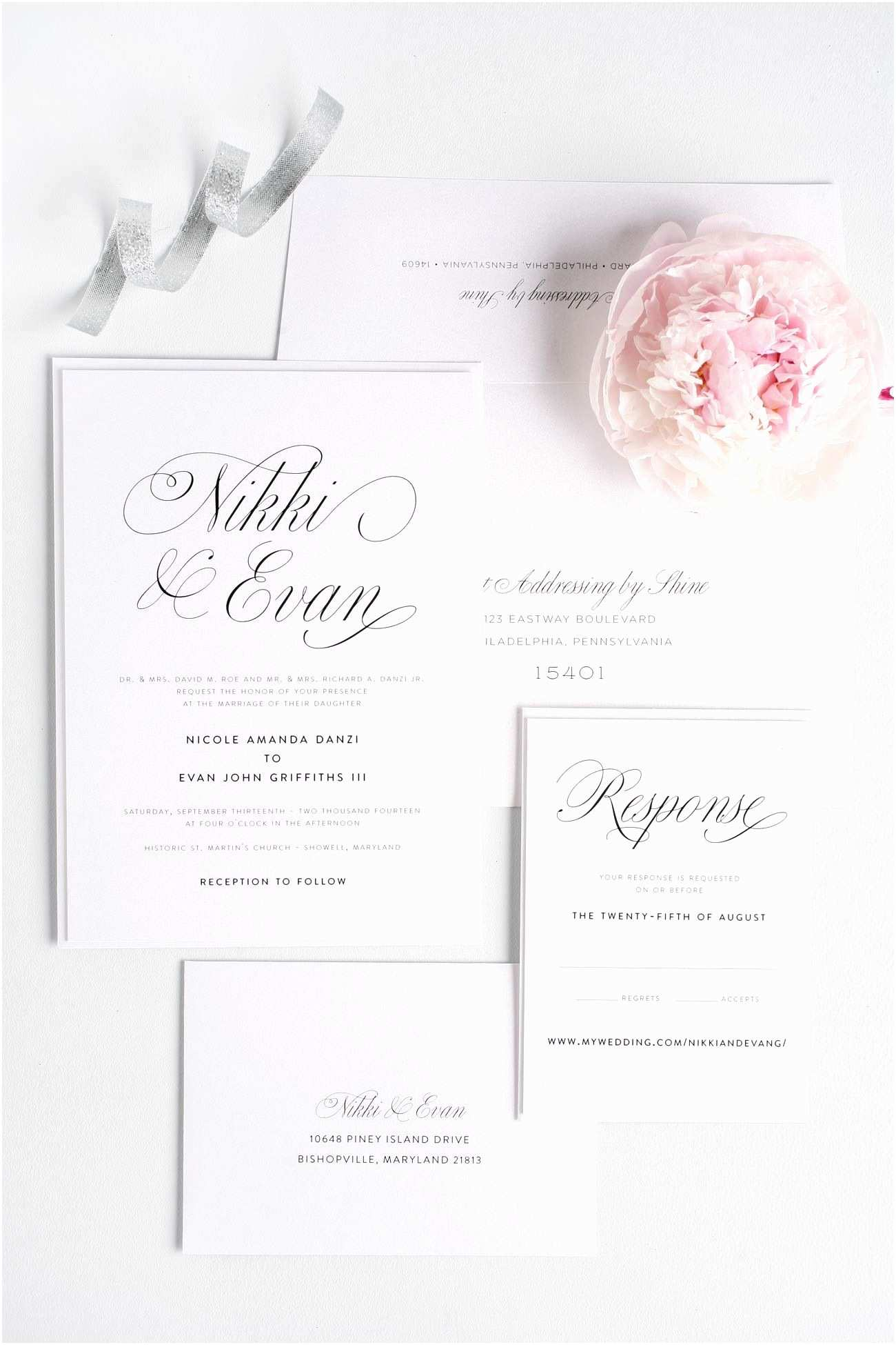 Seal and Send Wedding Invitations Vistaprint Fresh where to Buy Wedding Invitations for Cheap
