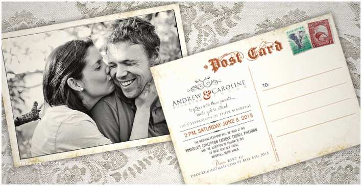 Seal and Send Wedding Invitations Vistaprint top Design Item Wedding Postcard Invitations Vistaprint
