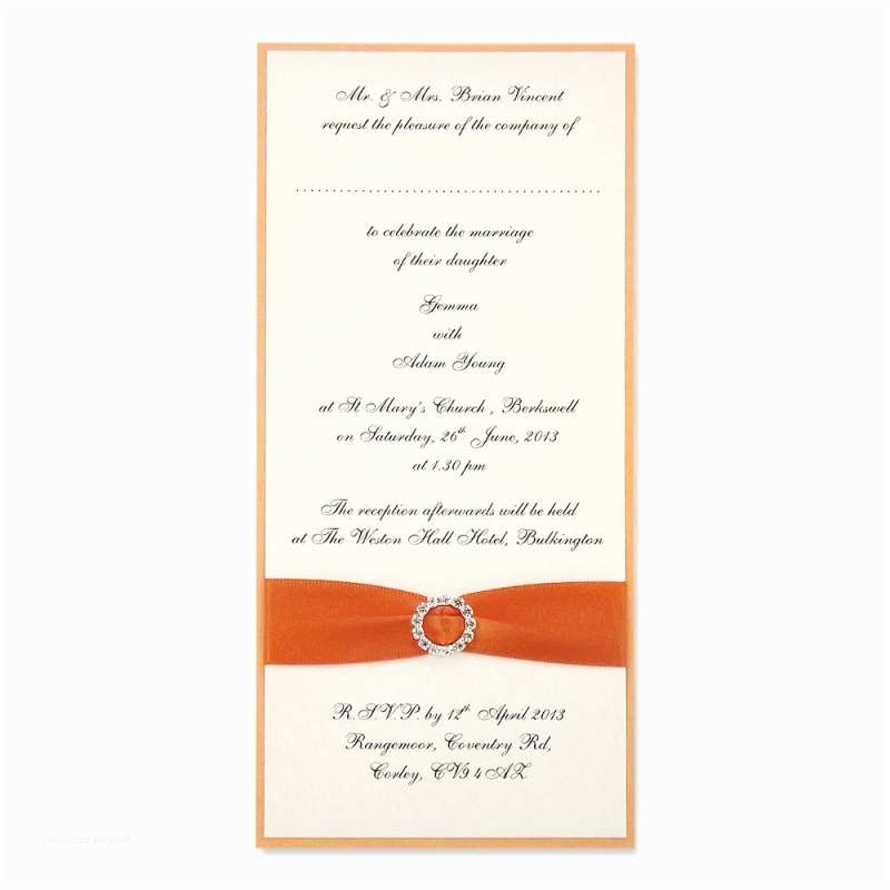 Self Made Wedding Invitations Self assembly Buckle Invitation More Colours Availiable