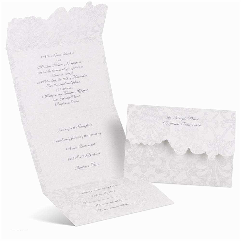 Sending Wedding Invitations Vintage Appeal Seal and Send Invitation