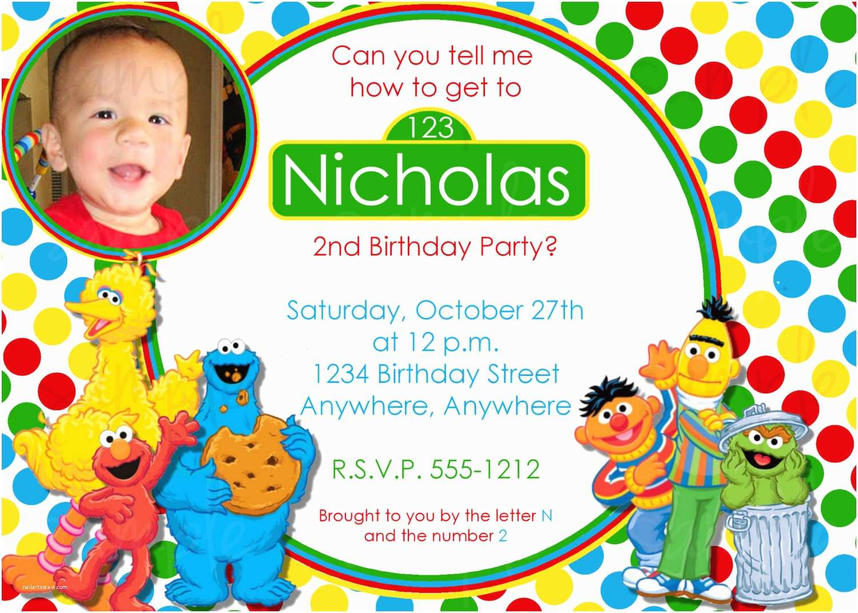 Sesame Street Party S Sesame Street Birthday
