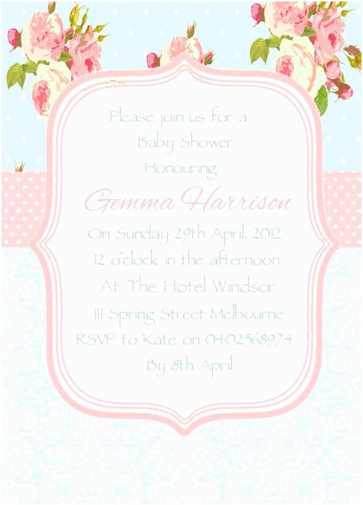 Shabby Chic Baby Shower Invitations 104 Best Tarjetera Shabby Chic Images On Pinterest