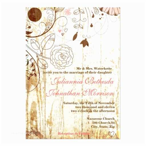 Shabby Chic Wedding Invitations How to Make Shabby Chic Wedding Invitations