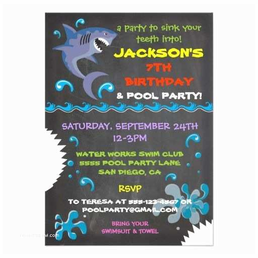Shark Party Invitations 17 Best Images About Shark Party On Pinterest