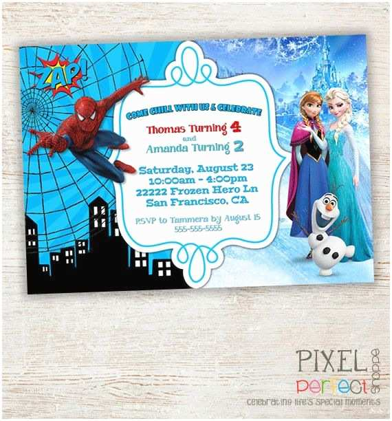 Sibling Birthday Party Invitations Best 25 Sibling Birthday Parties Ideas On Pinterest