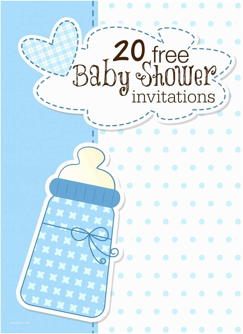 Simple Baby Shower Invitations Baby Shower Invitation Templates Free Printable Baby