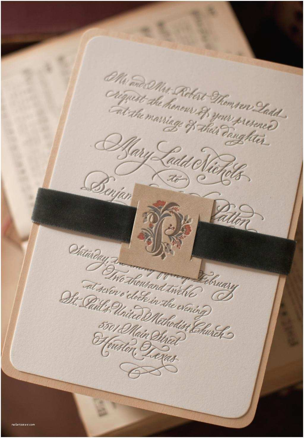 Simple Elegant Wedding Invitations Invitation Printing Brisbane