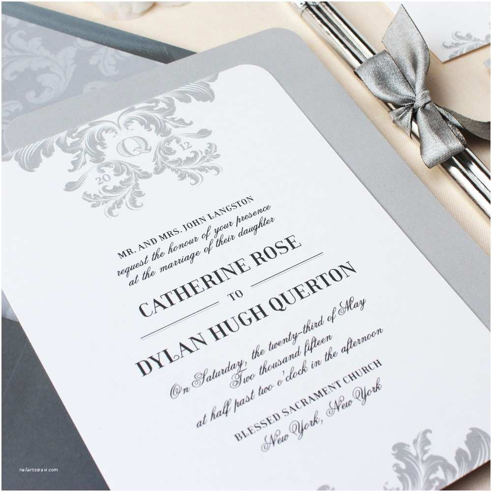 Simple Elegant Wedding Invitations Rustic Elegant Wedding Invitations Elegant Wedding
