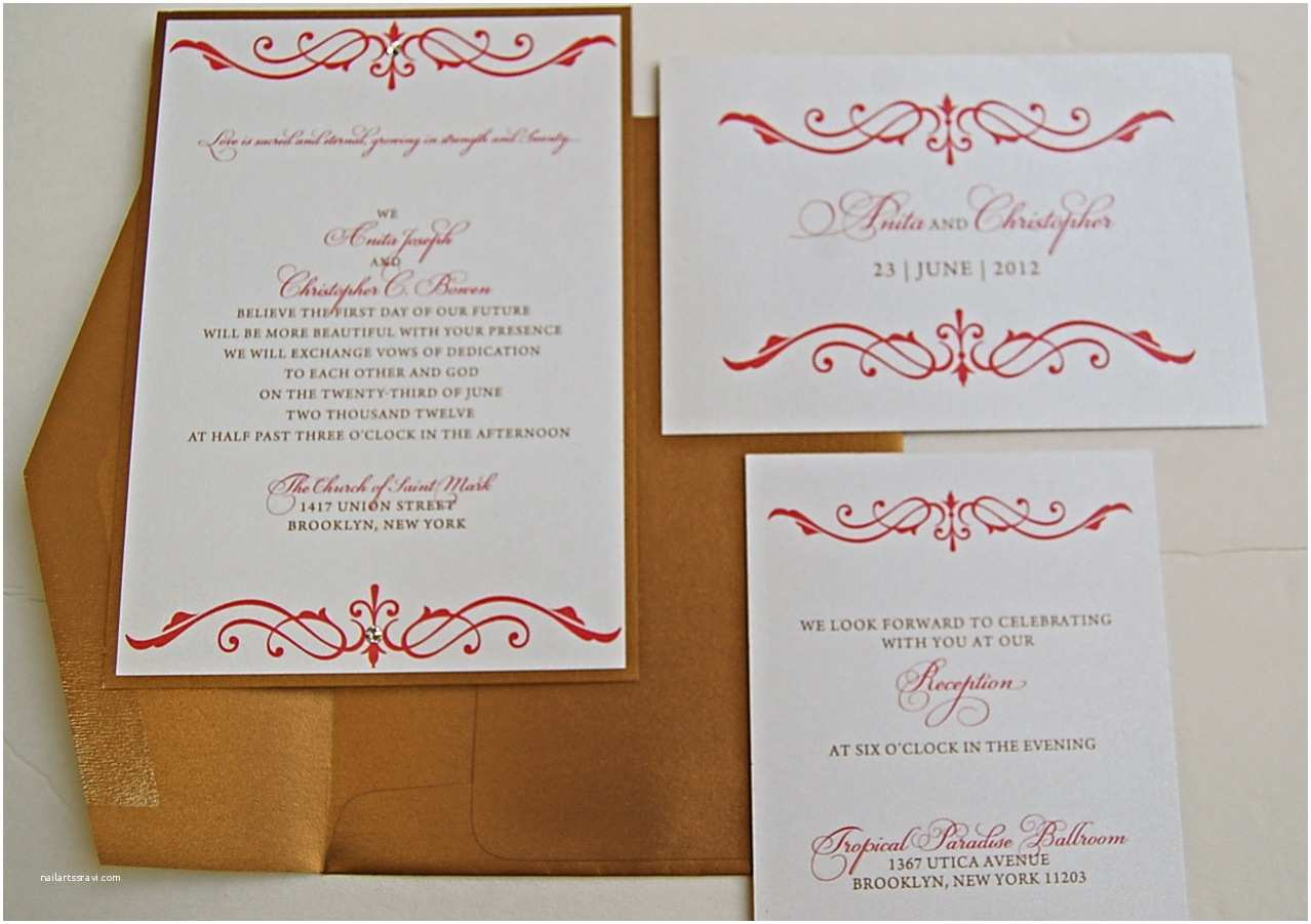 Simple Elegant Wedding Invitations Simple yet Elegant Wedding Invitations Lepenn Designs